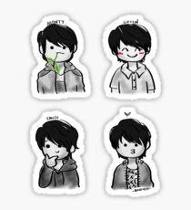 Monty Green Emoji Sticker