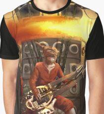 Doof Warrior Graphic T-Shirt