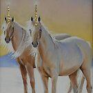 The Golden Unicorns by louisegreen
