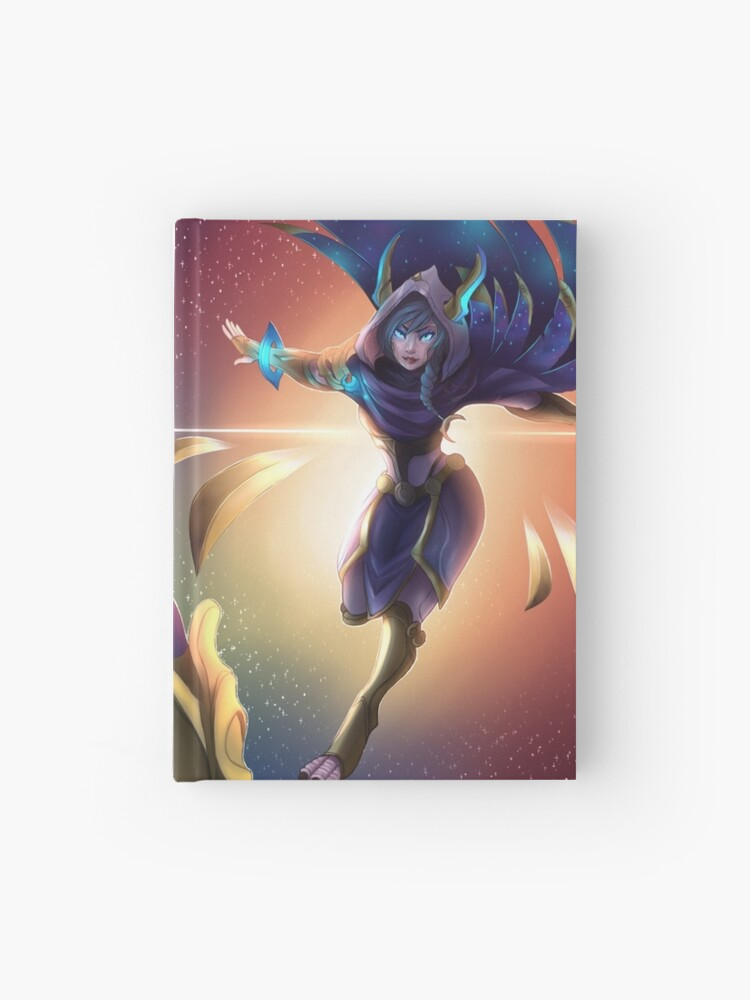 Cosmic Dusk Xayah/Kassadin | Hardcover Journal