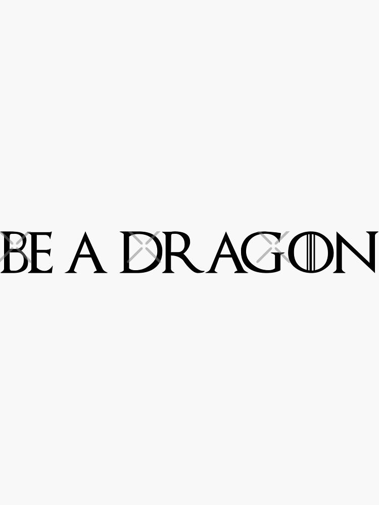 Sé un dragón de myheadisaprison