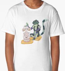 Meruem and Komugi Long T-Shirt