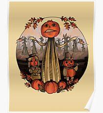 Pumpkin People Poster
