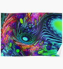 Abstract composition 159 Poster