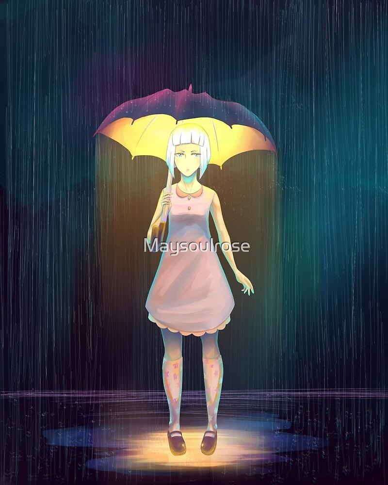 Sunshine Umbrella  by Maysoulrose