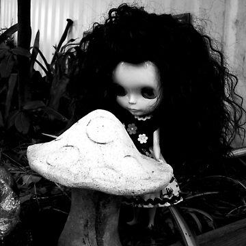 Magic Mushroom by ThePaperDoll