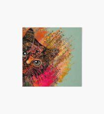 Lámina de exposición Cat Mandala