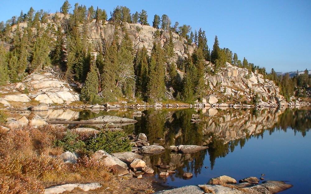 Wyoming Mirror by ranaman