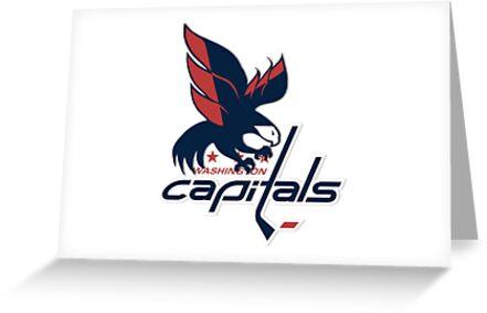 062c9a853d9 Washington Capitals Ice Hockey Alternate Logo