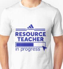 RESOURCE TEACHER Unisex T-Shirt