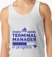 TERMINAL MANAGER Men's Tank Top