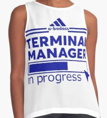 TERMINAL MANAGER Contrast Tank