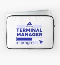 TERMINAL MANAGER Laptop Sleeve