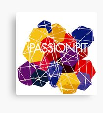 Chunk Of Passion Canvas Print