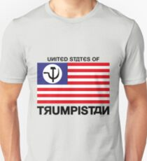 United States of Trumpistan T-Shirt