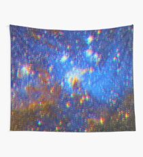 Trippy Starscape Wall Tapestry