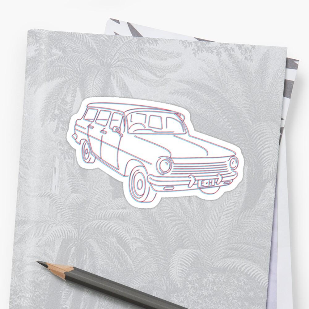 EH Wagon by chelsgus