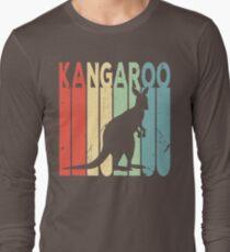 Kangaroo Vintage Retro T-Shirt