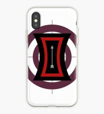 The Arrow of Their Love iPhone Case