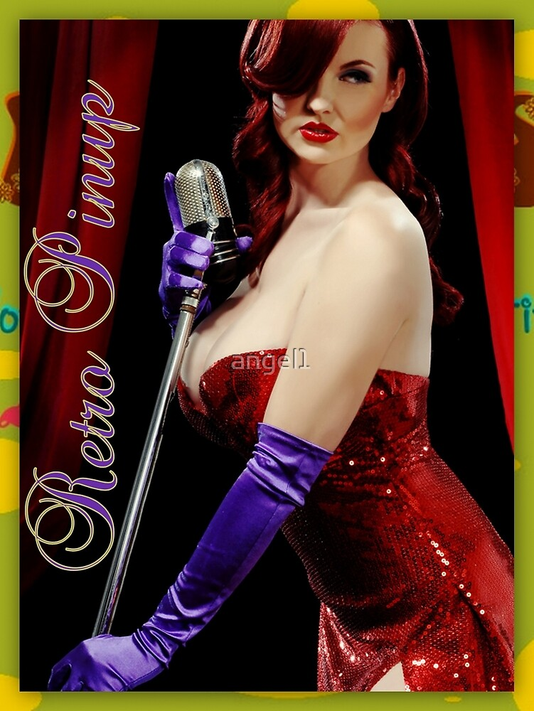 Retro Pinup by ©The Creative  Minds