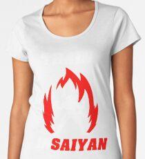 Training like super saiya Women's Premium T-Shirt