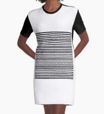 Wired Graphic T-Shirt Dress