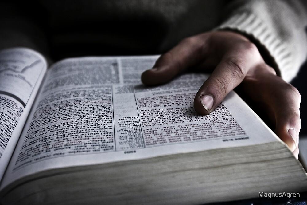 The Word by MagnusAgren