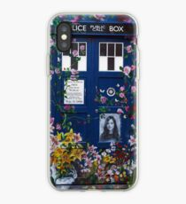 Clara Tribute iPhone Case