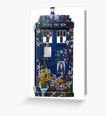 Clara Tribute Greeting Card