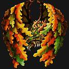 Dragon Oak by iszi