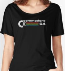 commodore 64 retro computer Women's Relaxed Fit T-Shirt
