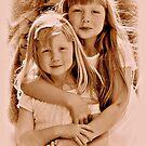 Best Friends              by Irene  Burdell
