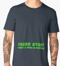Press Start Men's Premium T-Shirt
