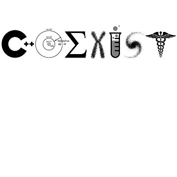 Science Coexist by silentrebel