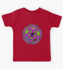 The Spirographic flower Kids Clothes