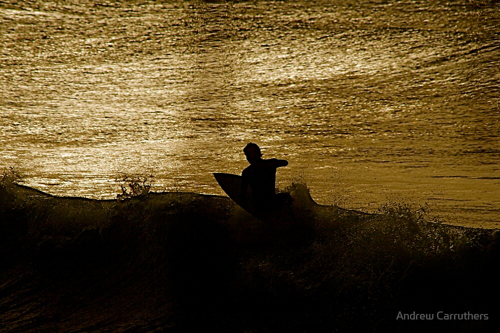 The Golden Moment by Andrew Carruthers