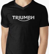 Triumph Men's V-Neck T-Shirt