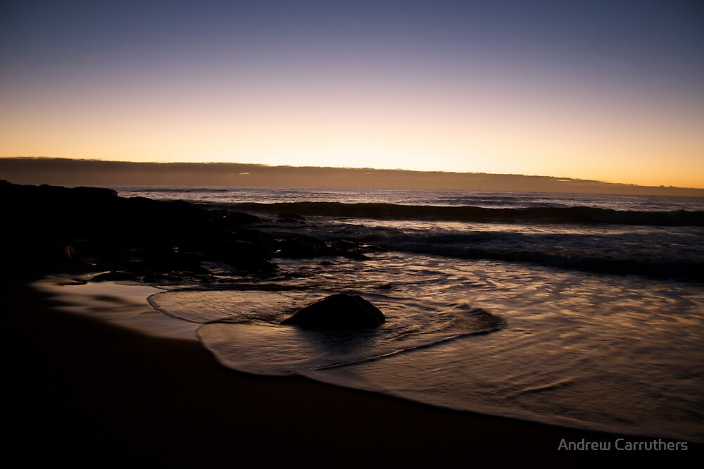 Beach Love by Andrew Carruthers