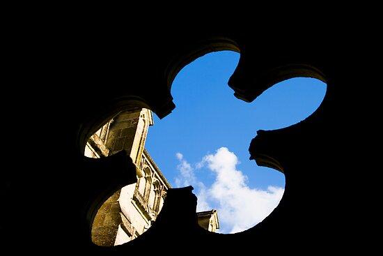 Salisbury Cathedral  by Anne Staub