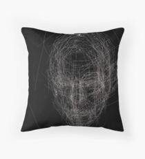 'Mensus' Throw Pillow
