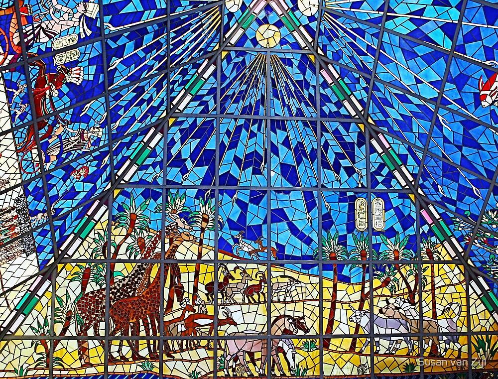 Window Display by Susan van Zyl