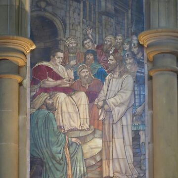 Holy Trinity, Launceston by pierredubrelle