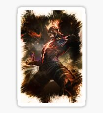 League of Legends BRAND Sticker