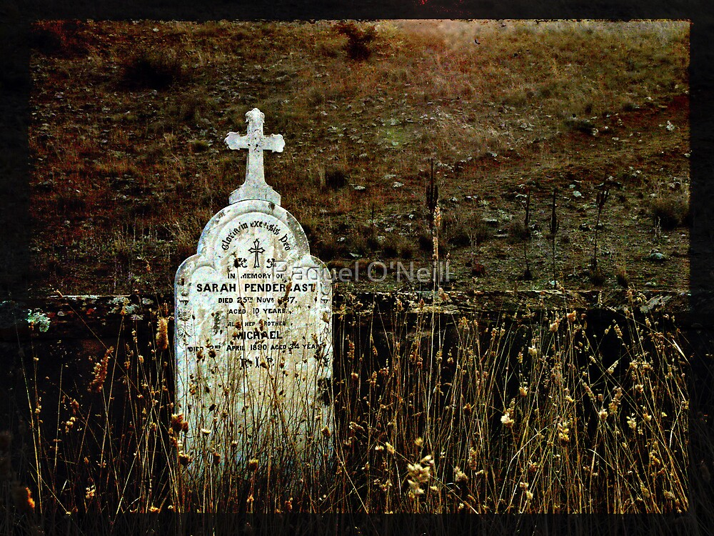 Cottage Creek Grave by Raquel O'Neill