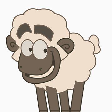 Sheep by charco