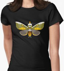Mothboy06 Women's Fitted T-Shirt