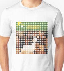 THE BEACH BOYS, PET SOUNDS, BENDAY DOTS Unisex T-Shirt