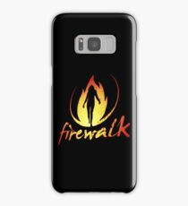Firewalk Bandlogo - Before the Storm - Life is Strange 1.5 Samsung Galaxy Case/Skin