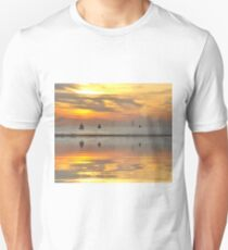 yachts in crosby marina  T-Shirt