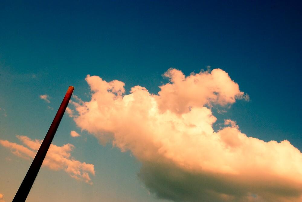 Smoke One by Mathias Pastwa